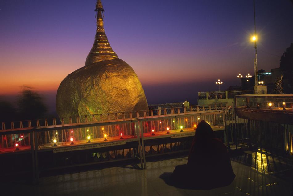 Kyaiktiyo, Myanmar (Burma)