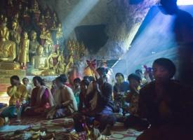 Pindaya caves, Myanmar (Burma)