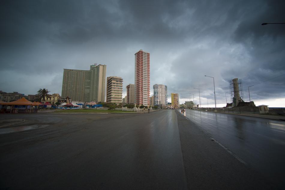 Malecan, Havana, Cuba